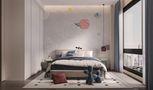 豪华型130平米欧式风格青少年房图