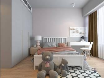 豪华型四室两厅北欧风格青少年房图