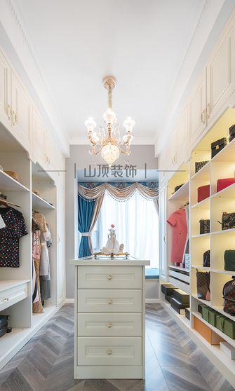 豪华型140平米复式欧式风格衣帽间图片大全