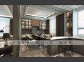 120平米三现代简约风格餐厅装修图片大全