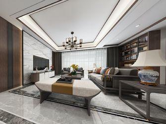 20万以上140平米复式新古典风格客厅装修效果图
