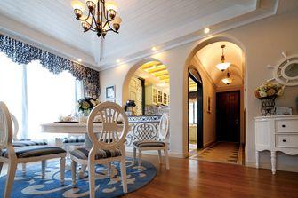 富裕型140平米四室两厅地中海风格客厅设计图