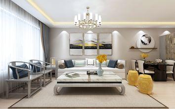 5-10万70平米三室两厅中式风格客厅设计图