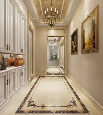 20万以上140平米复式欧式风格玄关图