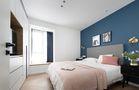 10-15万110平米现代简约风格青少年房设计图