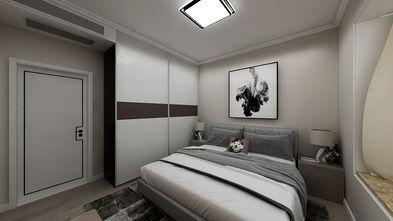5-10万40平米小户型北欧风格卧室设计图