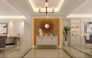 120平米三室两厅新古典风格玄关装修案例