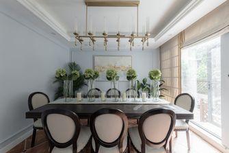 20万以上140平米四室一厅美式风格餐厅设计图