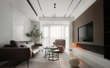 5-10万40平米小户型现代简约风格客厅装修效果图