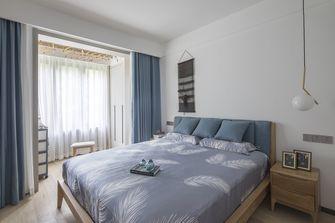 经济型70平米四现代简约风格卧室效果图