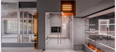 富裕型140平米公寓公装风格其他区域装修图片大全