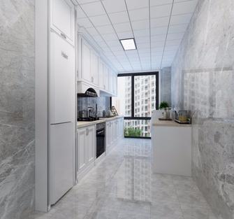 20万以上100平米三室两厅美式风格厨房装修图片大全