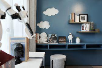 豪华型110平米三室一厅中式风格其他区域图片