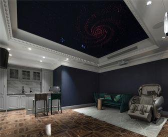 140平米别墅法式风格影音室欣赏图