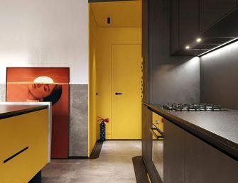 70平米公寓工业风风格厨房装修图片大全