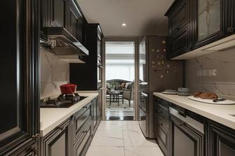 140平米四法式风格厨房装修案例