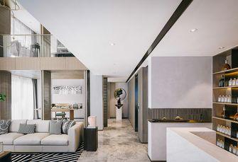 20万以上140平米四室三厅混搭风格客厅欣赏图