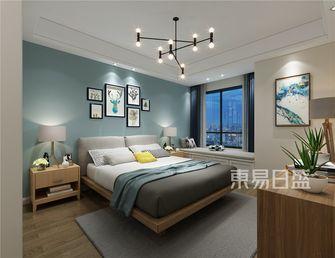 120平米四北欧风格卧室图片