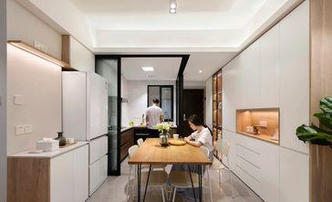 富裕型100平米三室一厅欧式风格餐厅效果图