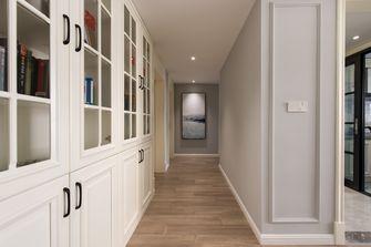 10-15万120平米三室两厅轻奢风格走廊装修图片大全