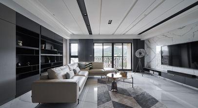 10-15万120平米三轻奢风格客厅欣赏图