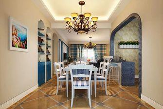 地中海风格餐厅装修图片大全