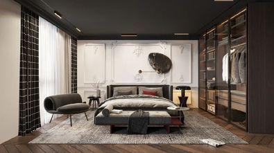豪华型140平米四室一厅轻奢风格卧室图片