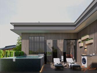 140平米别墅法式风格阳台装修图片大全
