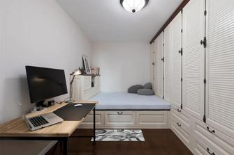 5-10万110平米三室两厅美式风格书房图