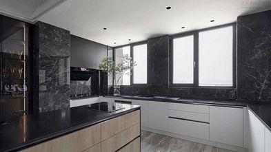 20万以上140平米四室两厅港式风格厨房设计图