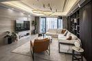 豪华型140平米四室一厅现代简约风格客厅装修效果图