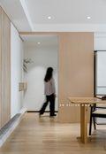 豪华型70平米三日式风格走廊图