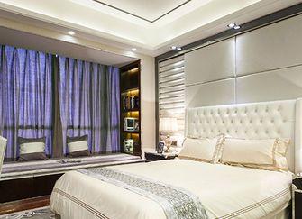 豪华型140平米四室两厅现代简约风格卧室装修案例