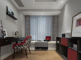 富裕型140平米四法式风格书房装修效果图