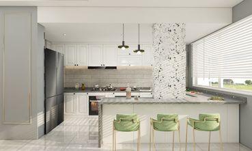 10-15万三美式风格厨房图片大全