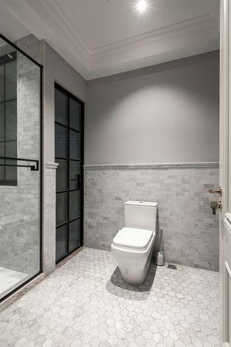 10-15万120平米四美式风格卫生间装修图片大全