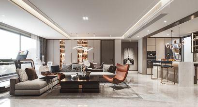 豪华型140平米四室四厅轻奢风格客厅图片
