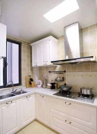 经济型110平米新古典风格厨房装修图片大全