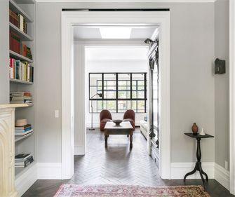 富裕型80平米美式风格客厅装修图片大全