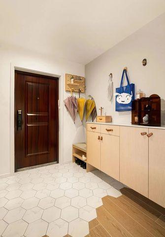 富裕型100平米三室一厅北欧风格玄关设计图