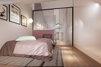140平米三轻奢风格卧室装修案例