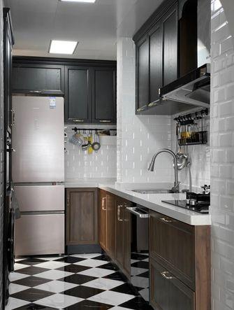 140平米法式风格厨房装修案例