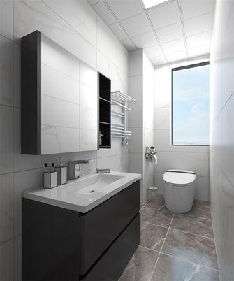20万以上140平米复式现代简约风格卫生间装修效果图