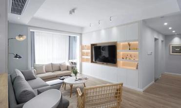 5-10万70平米混搭风格客厅装修效果图
