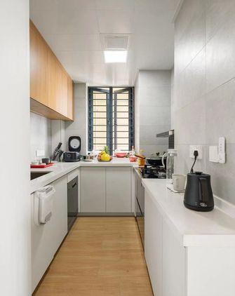10-15万80平米三日式风格厨房装修效果图