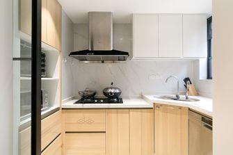 经济型90平米三室两厅混搭风格厨房设计图
