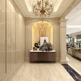 豪华型140平米别墅欧式风格玄关装修案例