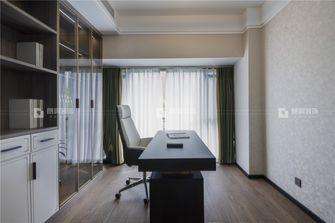 豪华型140平米复式中式风格书房效果图