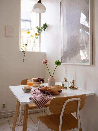 经济型一室一厅田园风格餐厅装修图片大全