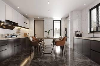 20万以上140平米四室两厅现代简约风格餐厅装修效果图